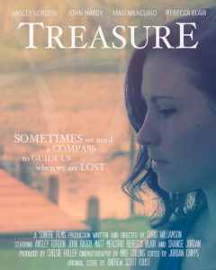 Treasure the Geocaching Movie Poster2 16x20